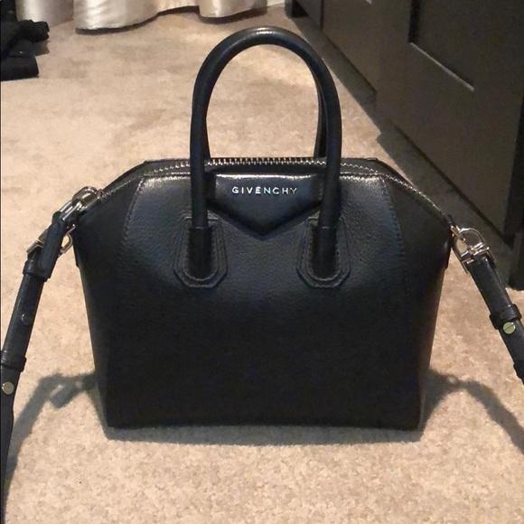 e95c5d46753 Givenchy Bags | Antigona Mini Black Shw | Poshmark